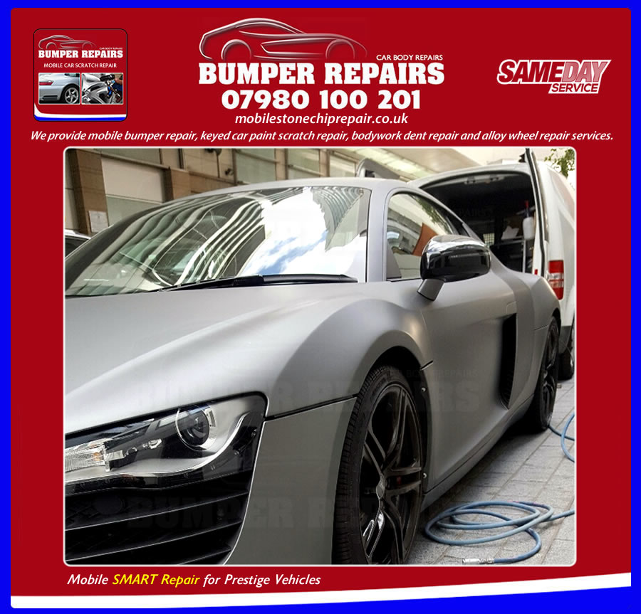 prestige vehicle repair london