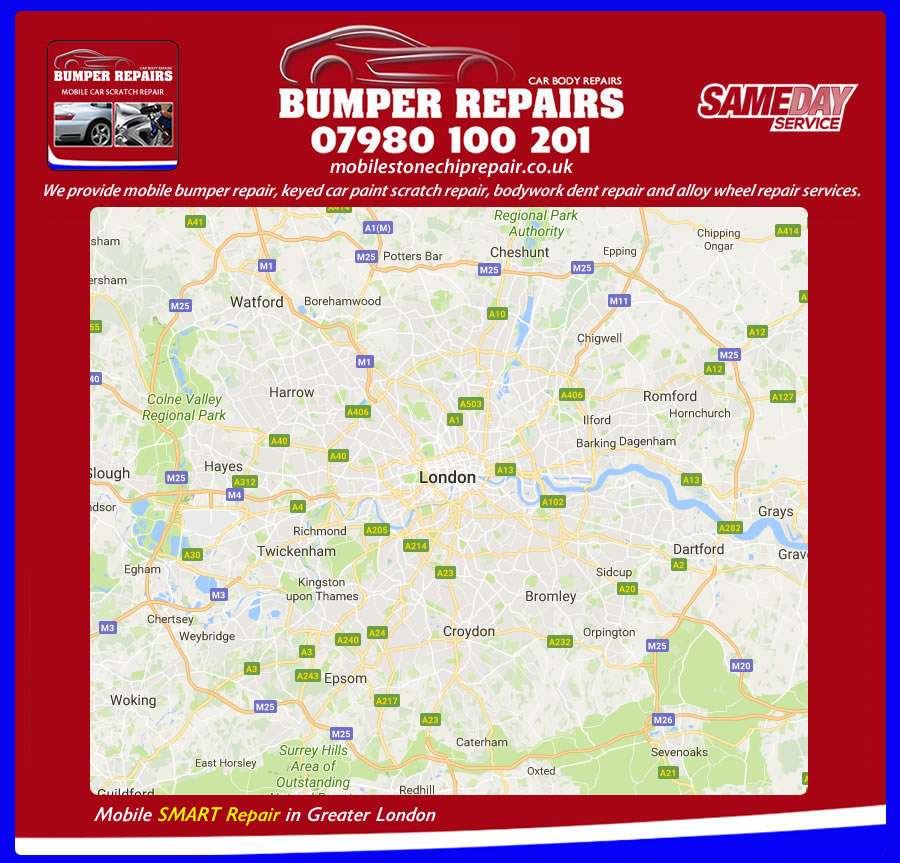 greater london smart repair